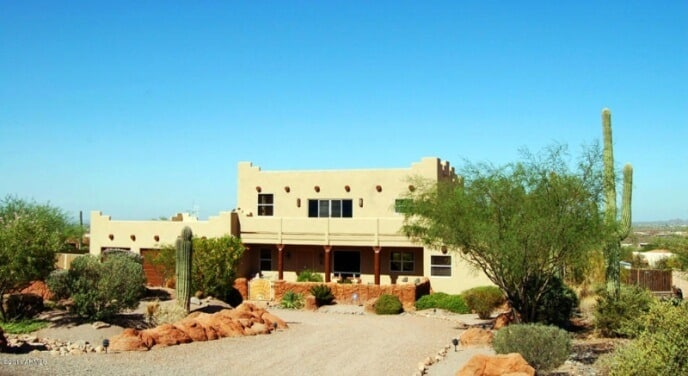 Apache Junction House Painting