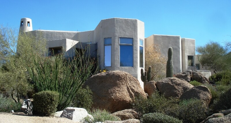 Mts painting and property service inc painting company scottsdale for Exterior painting scottsdale az