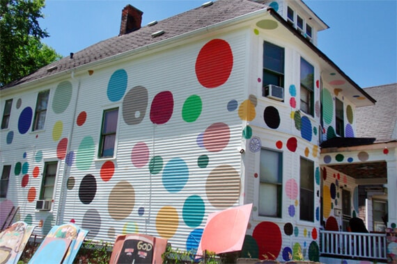 Wacky And Wild Paint Jobs Mts Painting And Property